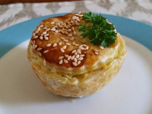 Milföylü Tavuk Kapama